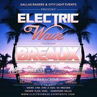 Electric Wave Ft. BREAUX