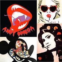 Fullerton Artwalk at Cafe Hidalgo feat. Andy Omega