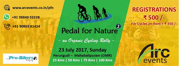 Pedal For Nature 2