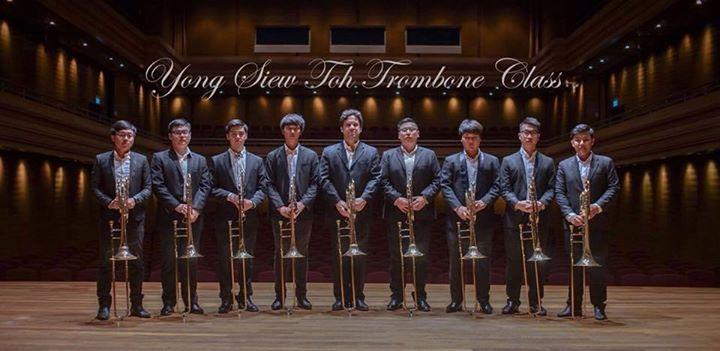 Yong Siew Toh Trombone Choir
