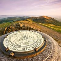 Worcestershire Beacon and West Malvern country walk