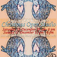 Blackstack Christmas Open Studio