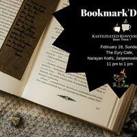 BookmarkD with Kaffeinated Konversations