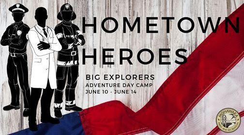 Week 2 Hometown Heroes