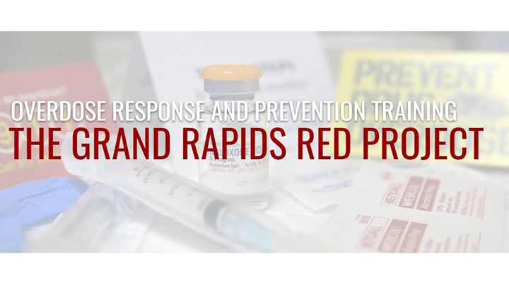Drop In Overdose Prevention And Response Training At Allegan County