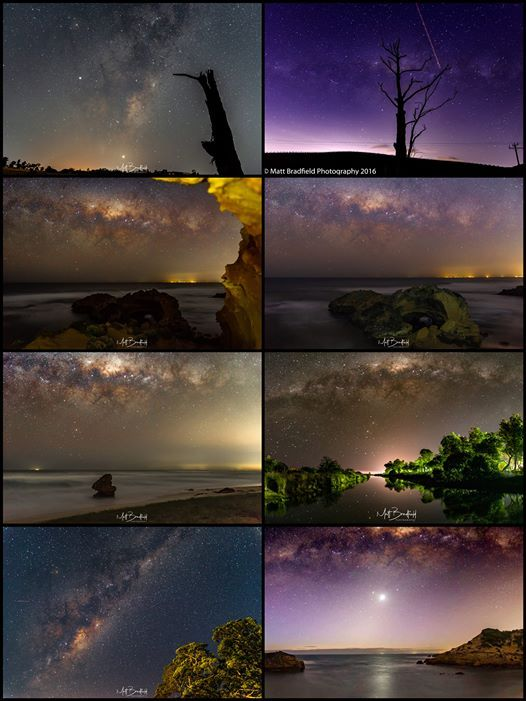 Milky Way Photography Workshop For Beginners  -  Byron Bay