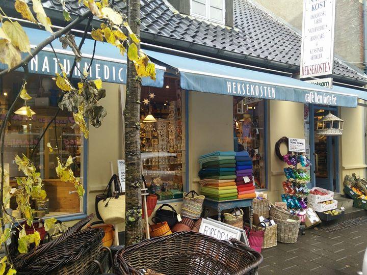 Homøopatisk Husapotek At Heksekosten Silkeborg Silkeborg
