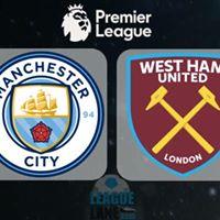West Ham United Vs Man City
