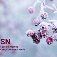 BYSN 2018 - December General Meeting Speaker Night