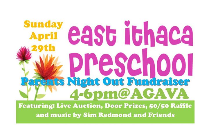 East Ithaca Preschool Flatbread Fundraiser & Auction