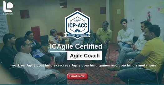 ICAgile Certified Professional - Agile Coaching (ICP-ACC)