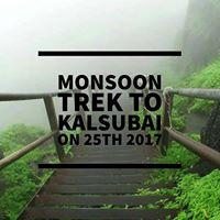 Monsoon Trek to Kalsubai - Highest Peak Of Maharashtra