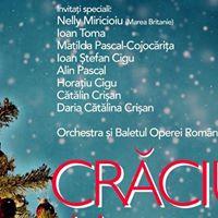 Crciun la Opera - Craiova Opera