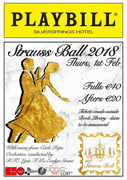Strauss Ball 2018