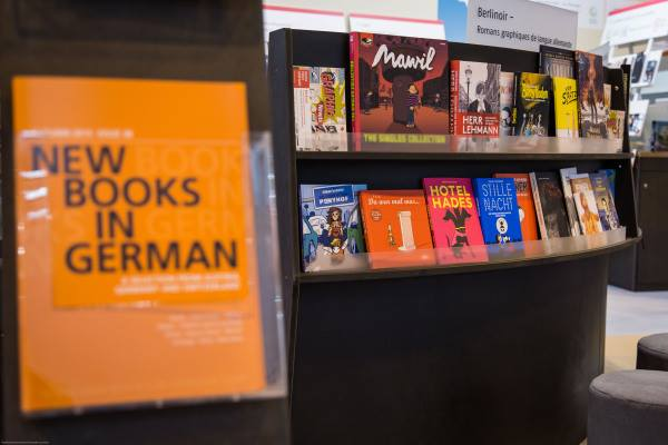 Germany at the New Delhi World Book Fair 2018