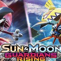 Pokemon Sun &amp Moon Guardians Rising Prerelease