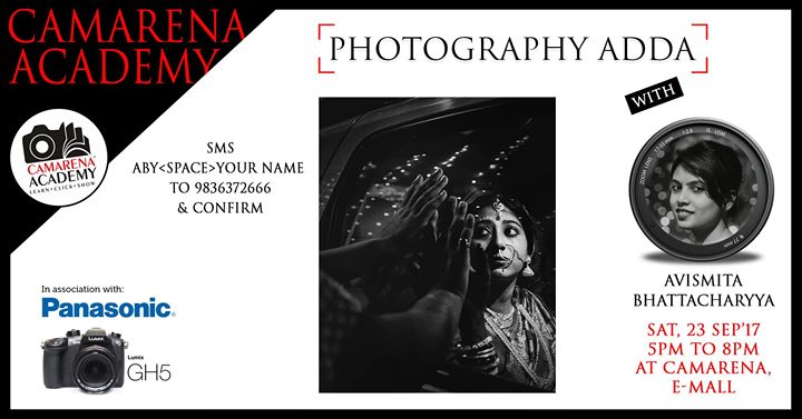 Photography ADDA with Avismita Bhattacharyya