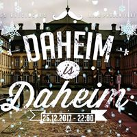 Daheim Is Daheim - Christmas Clubbing