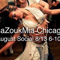 SaZoukMia Chicago August Social