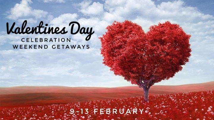 Valentines Weekend Getaways