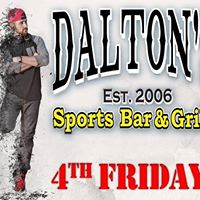 DJ J-Krisp x 4th Fridays at Daltons