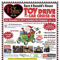 Race 4 Ronalds House Toy Drive