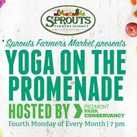Free Yoga on the Promenade (Piedmont Park)