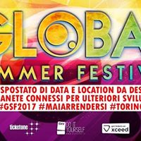 Global Summer Festival 2017 Turin (Official Event)