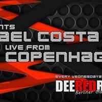 DeeJay Mikael Costa at DeeRedRadio.com Podcast 175