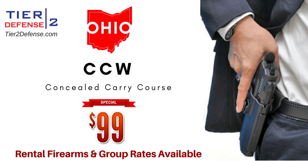 Concealed Carry Weapon Class CCW