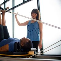 Pilates Equipment Demo Open House