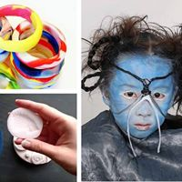 Workshop Creative Costume with Mouldable Plastic