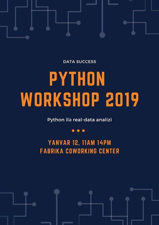 Python Workshop 2019 (dnisiz)