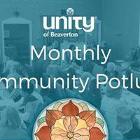 Monthly Community Potluck