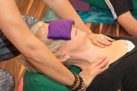 Yin and Thai Massage