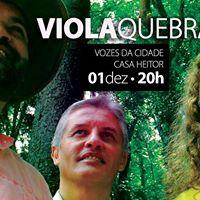 Vozes da Cidade Viola Quebrada  Curitiba