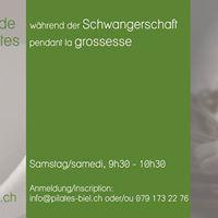 Schwangerschaftskurs Pilates - cours Pilates pendant la grossess
