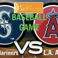 Angels v. Mariners Baseball Game