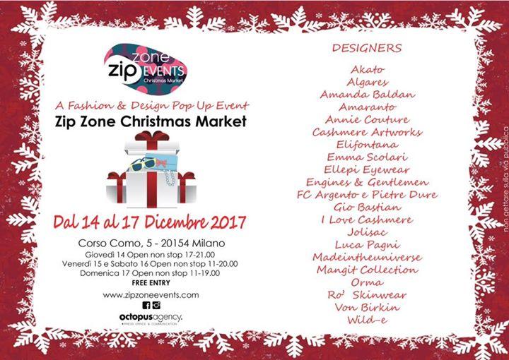 ZIP ZONE Christmas Market