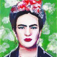 ArtNight Frida Kahlo am 02.05.2018 in Frankfurt