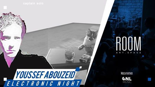 Electronic Night with Youssef Abouzeid at Room