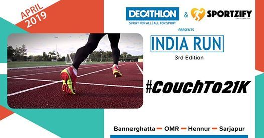 Decathlon India Run (3rd Edition)