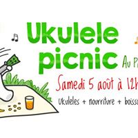 Ukulele Picnic  Samedi 5 Aot  12h30