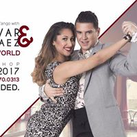 Tango Workshop with Seba Bolivar and Agustina Paez