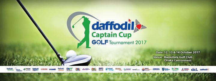 Daffodil Captain Cup Golf Tournament 2017