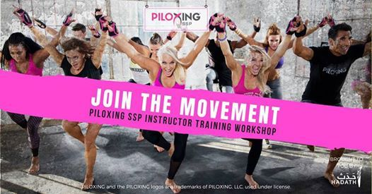 Piloxing SSP Instructor Training in Cairo Egypt