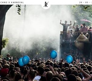 BERLIN IST TECHNO X KARNEVAL