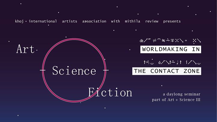 Art-Science-Fiction Worldmaking in the Contact Zone