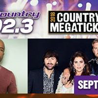 Lady Antebellum &amp Darius Rucker at Hollywood Casino Amp