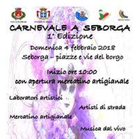 Carnevale a Seborga